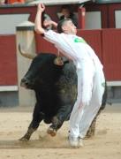 El recortador Rubén Palomino, campeón de España 2004, volverá a pisar Las Ventas