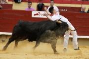 """El bicampeón de España, Rubén Fernández """"Cuatio"""" regresa al certamen en su mejor momento. Foto: Alberto Barrios"""
