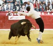 El Campeonato de España es la prueba más importante del toreo a cuerpo limpio. Foto: Alberto Barrios.