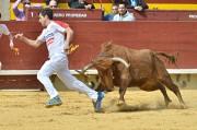 Los recortadores más en forma del circuito participarán en esta prestigiosa competición. Foto: Alberto Barrios.