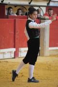 La alcarreña Irene Morales debutará en Las Ventas junto a la vallisoletana Melany San José. Foto: Miriam