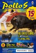 Los mejores cortadores, quebradores y saltadores de España se darán cita en Pollos el viernes 15 de agosto.