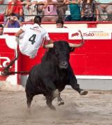 El madrileño Paquito Murillo deleitará a los aficionados con espectaculares saltos. Foto: Rafa Laguna.