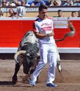 El valenciano Juan Nieto, una de las sensaciones de la temporada, actuará en Cariñena. Foto: Alberto Barrios.