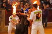 5 cuadrillas de emboladores lucharán por el título de campeón. Foto: Alberto Barrios.