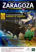 Las vaquillas son la seña de identidad de la plaza de toros de Zaragoza.