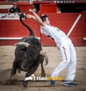 El arevalense Zorrilo se impuso en la final con clase y valor