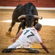 Puro espectáculo ofrece cada año el Campeonato de España.