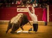 La final del Campeonato de España de recortadores nos ofrecerá momento vibrantes el 12 de octubre.