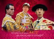 Fandiño, Fortes y el francés Juan Leal para una corrida de primer nivel.