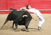 El zamorano Dany Alonso deleitará a los aficionados con sus espectaculares cortes. Foto: Carmen Meroño.