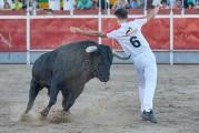 Los héroes del bou al carrer brillarán en La Misericordia. Foto: Rafa Laguna.