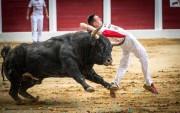 La emoción está servida en el Campeonato de España con espectaculares toros.