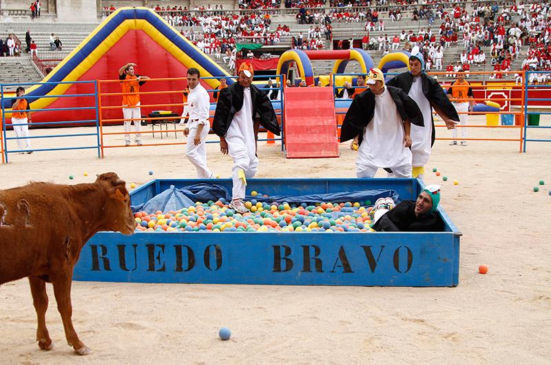 El Súper Gran Prix de Ruedo Bravo divertirá a pequeños y mayores en la mañana del viernes 13 de octubre.