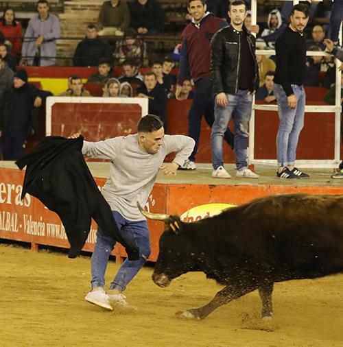 Este desafío de ganaderías será de participación pública [Foto: Juan Valbuena]