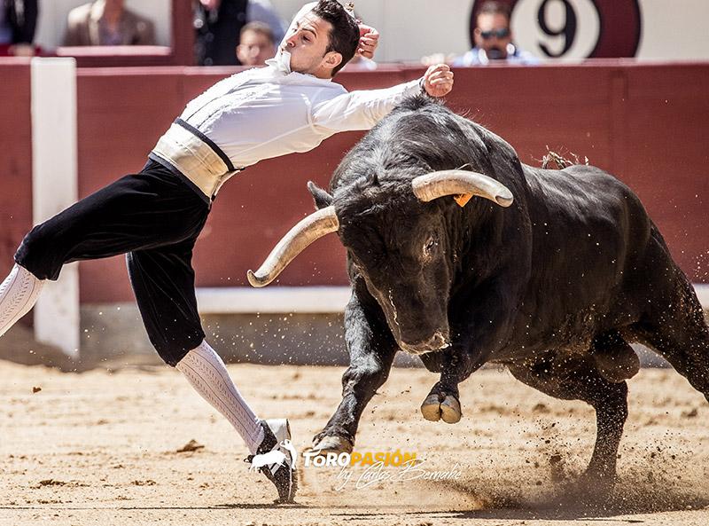 Jonathan Estébanez 'Peta' podría proclamarse este domingo Campeón de España por tercera vez.