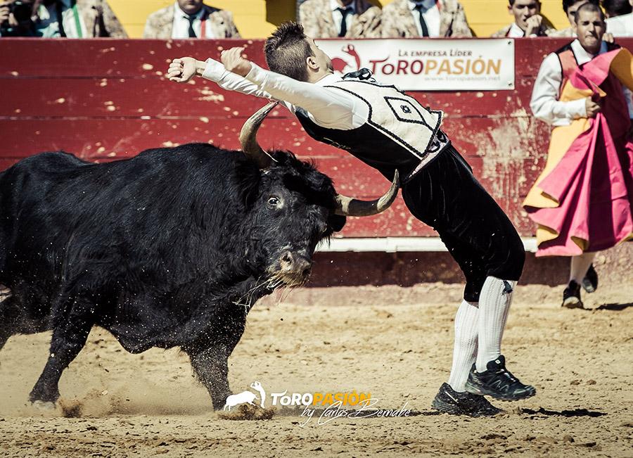 La emoción y el riesgo predominan en el Campeonato de España.